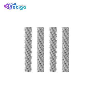 SS Vandy Vape Mato Steel Vape Wire for Mato RDTA 3mm 4PCs