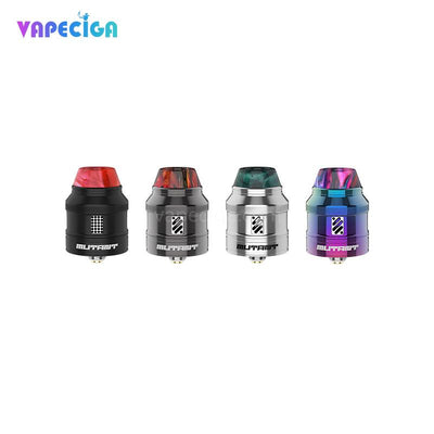 4-Colors Vandy Vape Mutant RDA