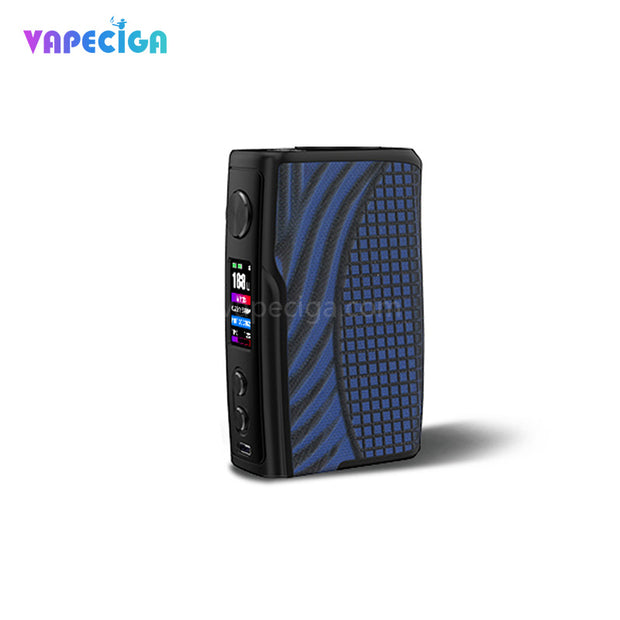 Vandy Vape Swell TC Box Mod Blue Iguana