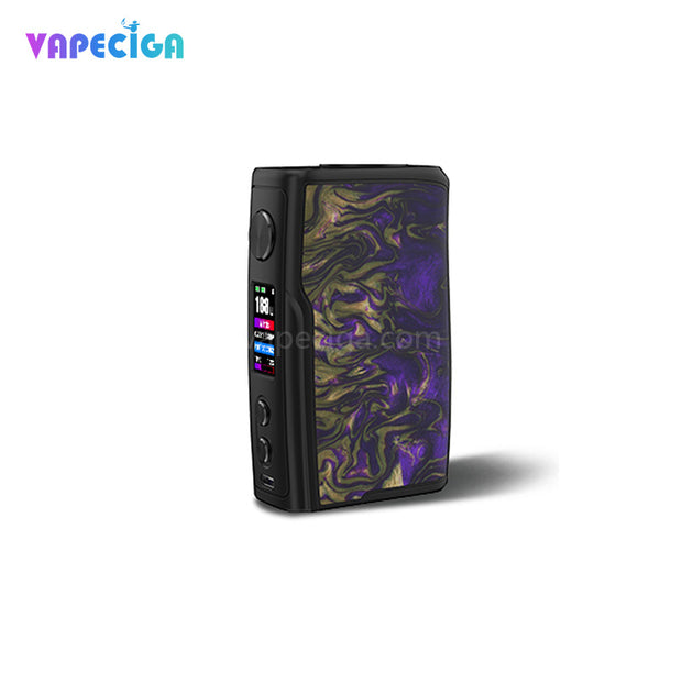 Vandy Vape Swell TC Box Mod Violet
