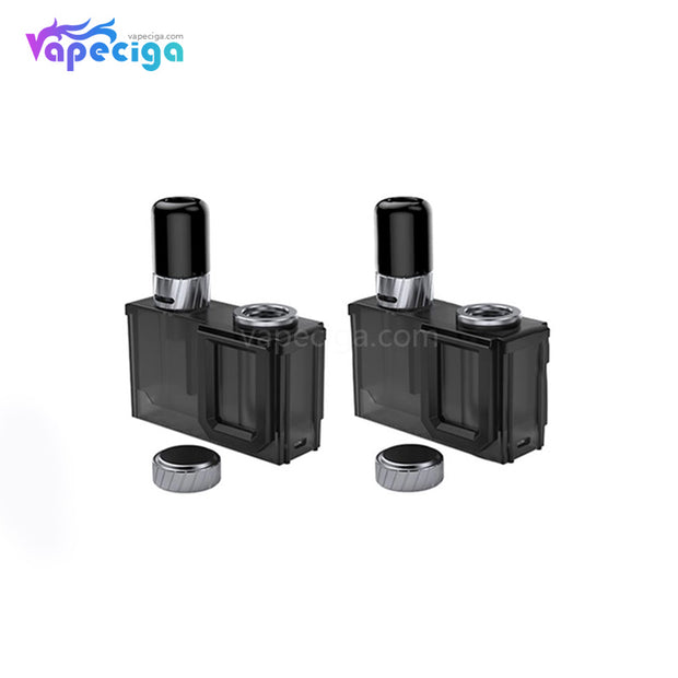 VapeCige Nano Replacement Pod Cartridge 2ml 0.25ohm 2PCs