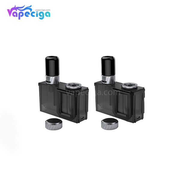 VapeCige Nano Replacement Pod Cartridge 2ml 1ohm 2PCs