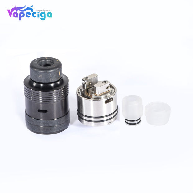 Vapeciga Super Kit with Acrohm Fush Semi Mech & Mjolnir RDA & Accessory Tool