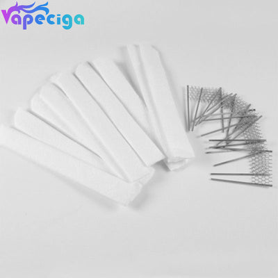 Vapefly Optima RMC Wire & Cotton For DIY fun 10pcs