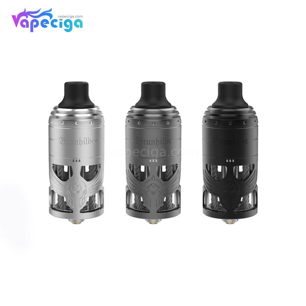 3 Vapefly Brunhilde MTL RTA Colors Choose