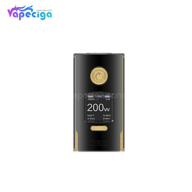 Vapefly Kriemhild TC Box Mod 200W Black Gold