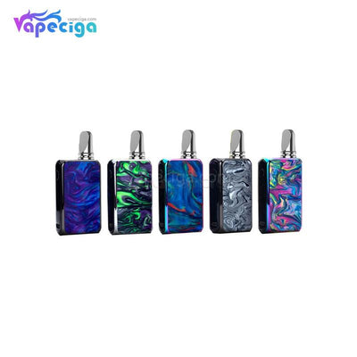 Vapmod Dragoo VV Box Mod 650mAh Resin Edition 5 Colors Available