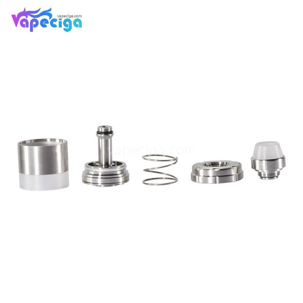 Vapor Giant M5 Style RTA 5ml 23mm Components