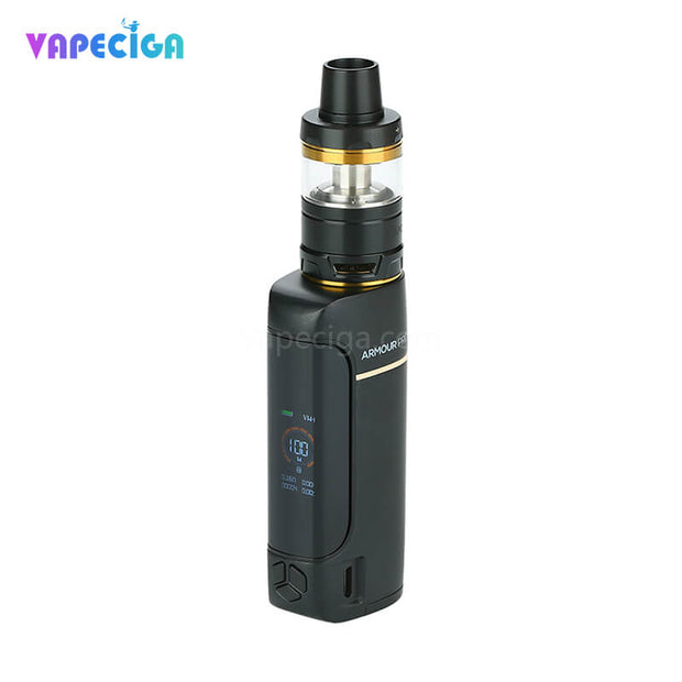 Vaporesso Armour Pro 100W TC Kit with Cascade Baby - Black
