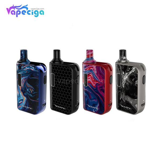 Veeape Vplus Pod System Starter Kit 650mAh 1.2ml 4 Colors Available