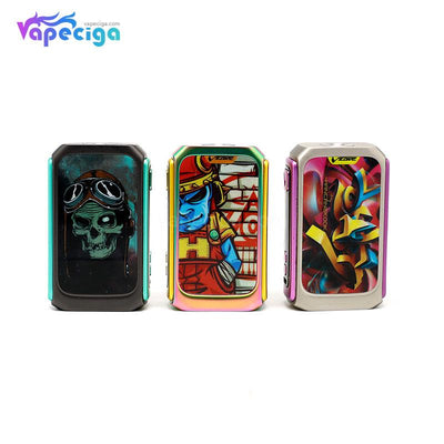 Vzone Graffiti TC Box Mod 3 Colors Available