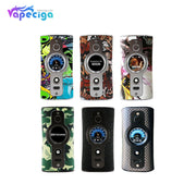 Vsticking VK530 TC Box Mod 6 Colors Available with YiHi SX530 Chip 200W