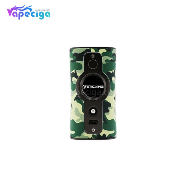 Vsticking VK530 TC Box Mod Camouflage with YiHi SX530 Chip 200W