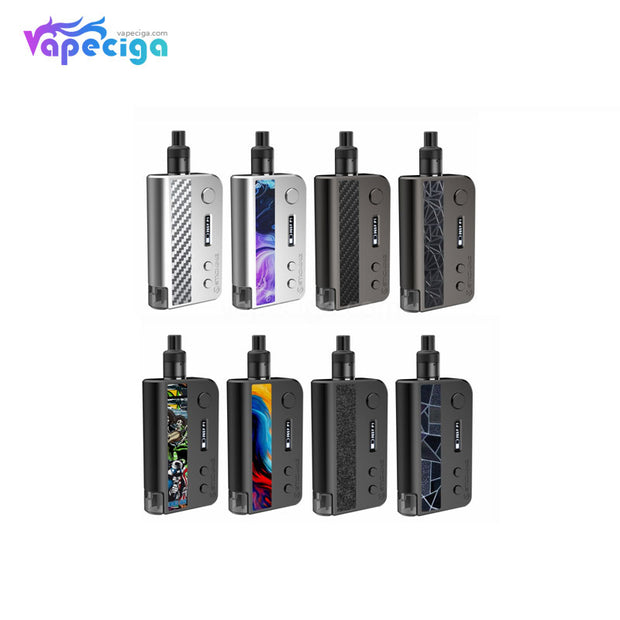 Vsticking VKsma TC Mod Kit with YiHi ESS Chipset Auto Bottom Filling 1400mAh 3ml 8 Colors Available