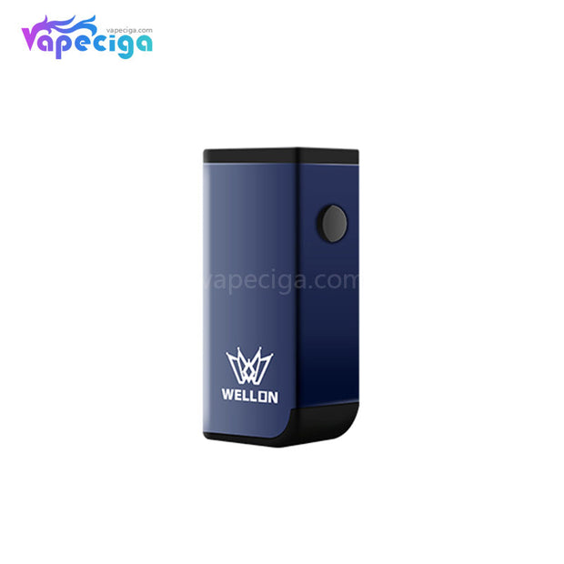 Pearl Blue WELLON ACE 2-in-1 VV Box Mod 400mAh Compatible