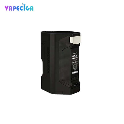 Black WISMEC Luxotic DF 200W TC Box Mod