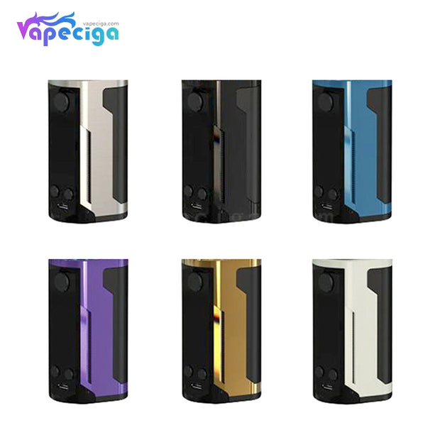 WISMEC Reuleaux RX GEN3 Dual 230W TC Box Mod 6 Colors Optional