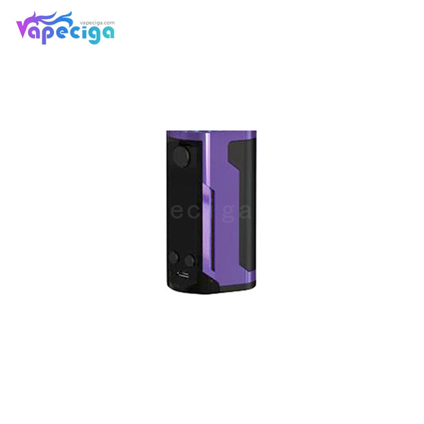 WISMEC Reuleaux RX GEN3 Dual 230W TC Box Mod Gloss Purple Brown