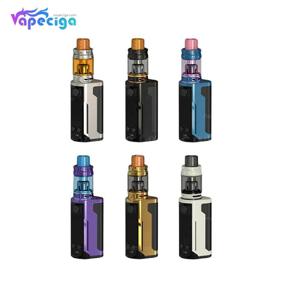 WISMEC Reuleaux RX GEN3 Dual TC Mod Kit with Gnome King Atomizer 230W 5.8ml 6 Colors Optional