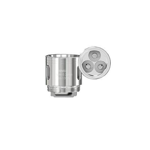 WM01 Single 0.4ohm WM02 Dual 0.15ohm WM03 Triple 0.2ohm WISMEC WM RBA Coil Head