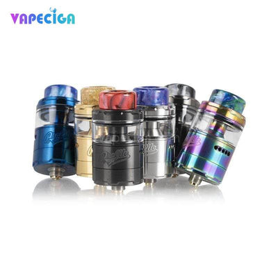 WOTOFO Profile Unity Mesh RTA 5ml Colors Available