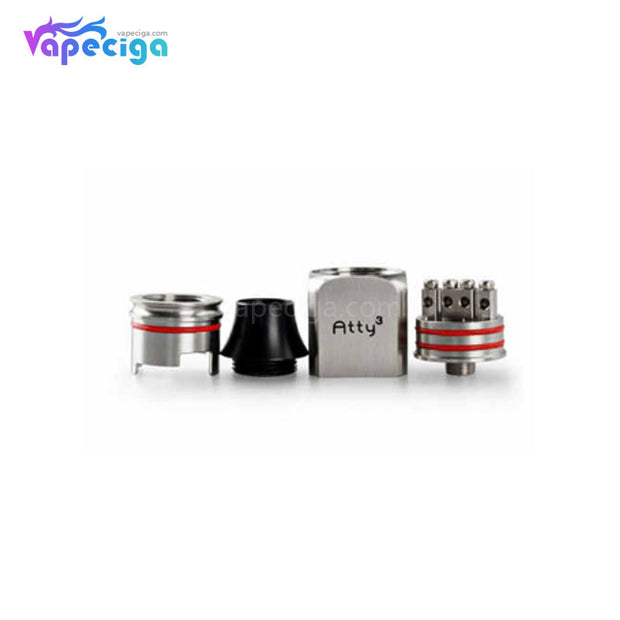 Wotofo Atty Cubed RDA 22mm Components
