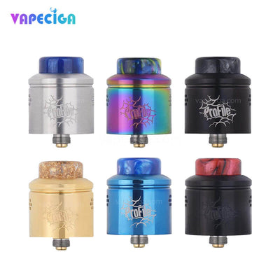 Wotofo Profile RDA 6 Colors Optional