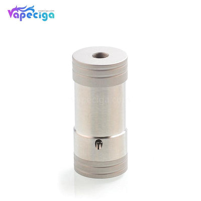 Silver YFTK Corinne Style Mechanical Mod 22mm