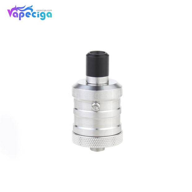 Silver YFTK Flash e-Vapor BF-1 Style RDA 23mm