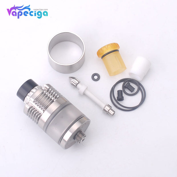 YFTK In'Ax V5 Style RTA 22mm 3ml Package Includes