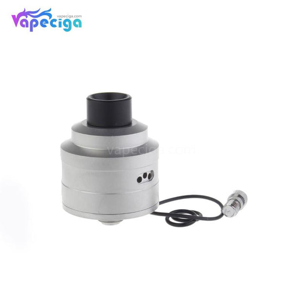 Silver YFTK Le Supersonic Style RDA 24mm