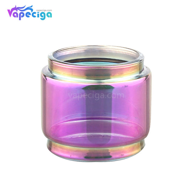 Dazzling YUHETEC Fatboy Replacement Tube for SMOK TFV12 Prince 2PCs