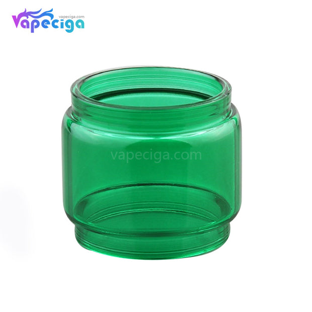 Green YUHETEC Fatboy Replacement Tube for SMOK TFV12 Prince 2PCs