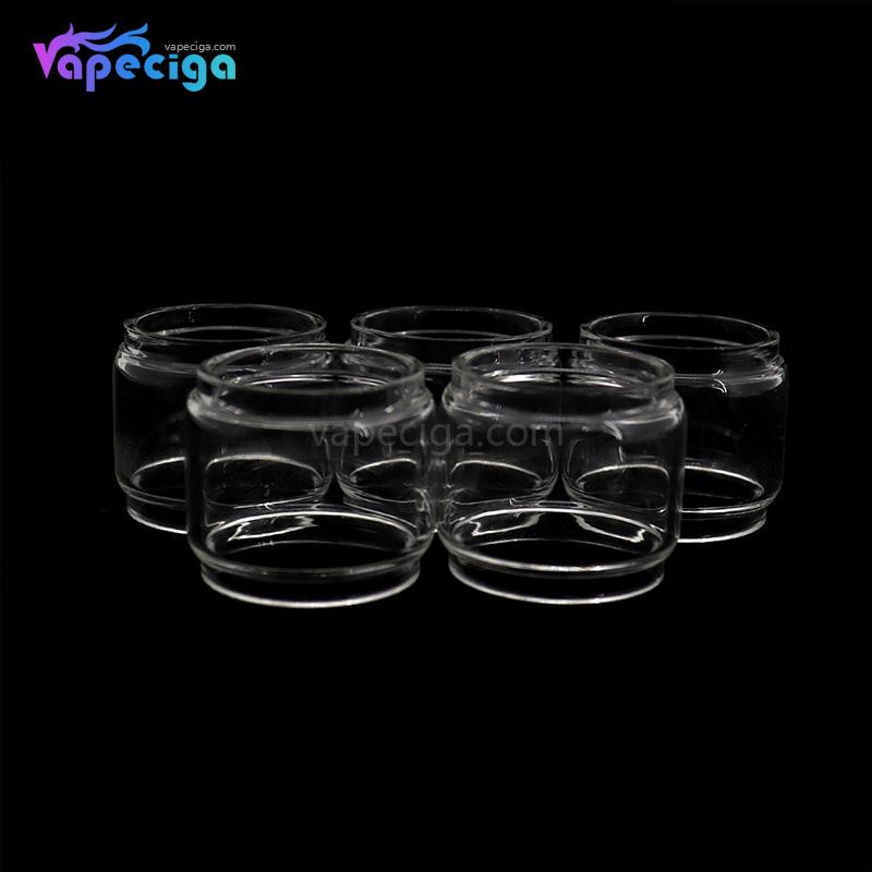 YUHETEC Fatboy / Straight Replacement Tube for Smok TF2019 Tank 5PCs