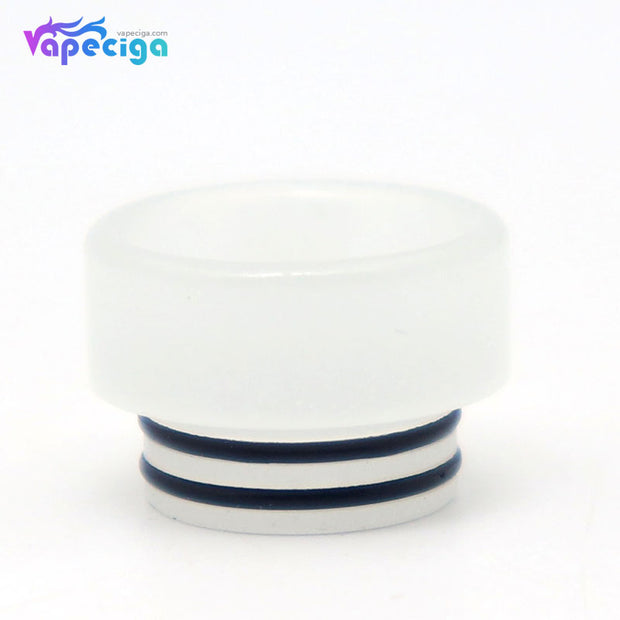 YUHETEC Luminous 810 Resin Drip Tip White
