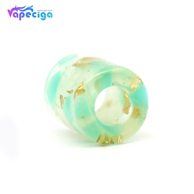 Green YUHETEC Luminous Resin Drip Tip for Lost Vape Shion