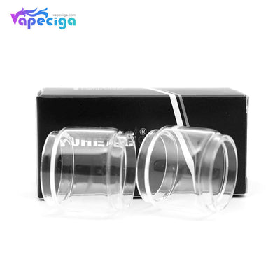 YUHETEC Replacement Glass Bubble Tank Tube Clear