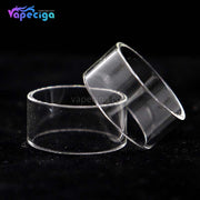 Clear YUHETEC Replacement Glass Tank Tube for Joyetech PROCORE X Tank 2ml 2PCs Display