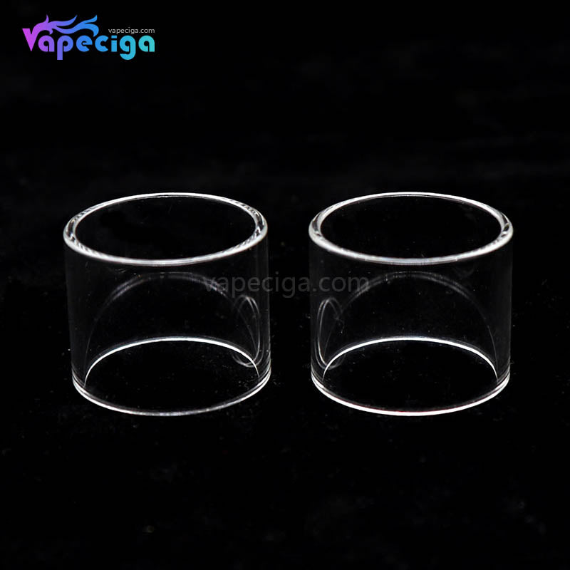 YUHETEC Replacement Glass Tank Tube for Joyetech PROCORE X Tank 4.5ml 2PCs