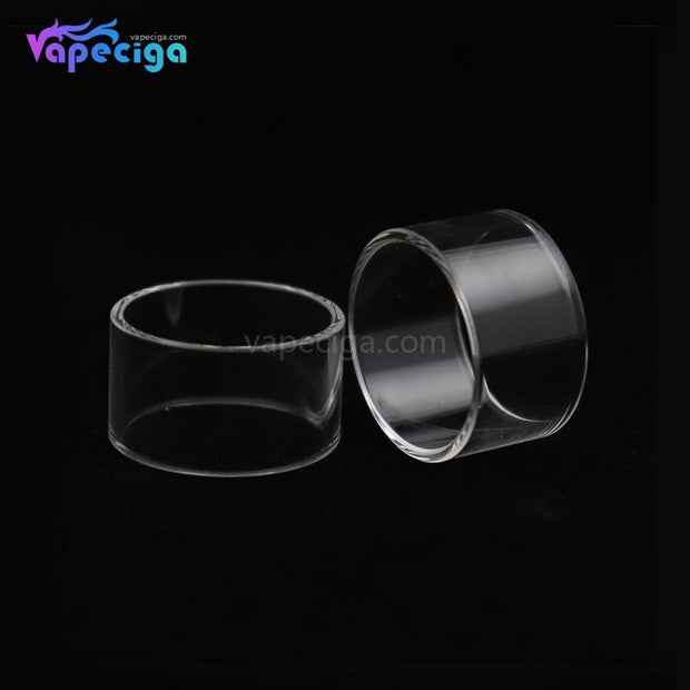 YUHETEC Replacement Tank Tube for Geekvape Blitzen 4ml RTA Straight Version 2PCs