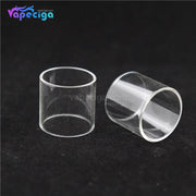 Straight YUHETEC 4.5ml Replacement Glass Tank Tube for Vandy Vape Berserker MTL RTA 2PCs