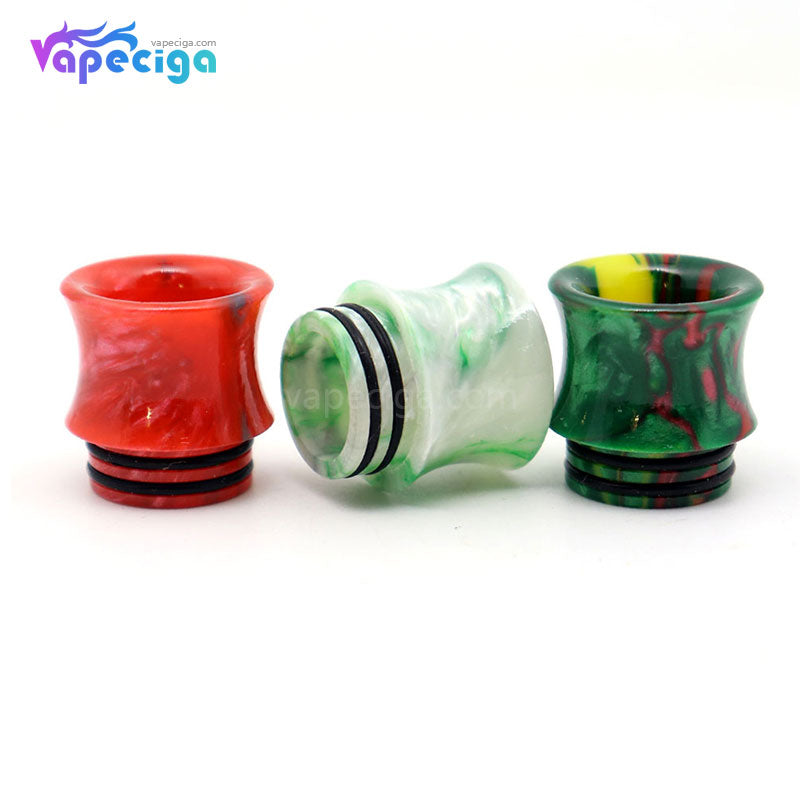 YUHETEC Resin Curved 810 MTL Drip Tip
