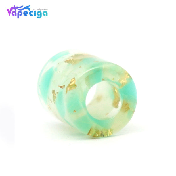 Green YUHETEC Resin Luminous Drip Tip for Lost Vape Shion