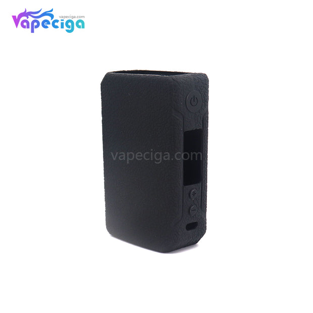 Black YUHETEC Silicone Case for VOOPOO Drag 2 177W Mod