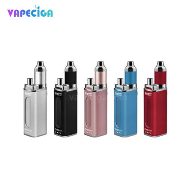 Yocan Delux 2-in-1 VV Box Mod Kit with Dual Battery