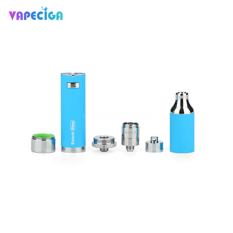 Yocan Evolve Plus Wax Vaperizer 1100mAh