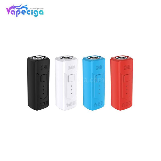 Yocan Kodo VV Box Mod 400mAh 4 Colors Available