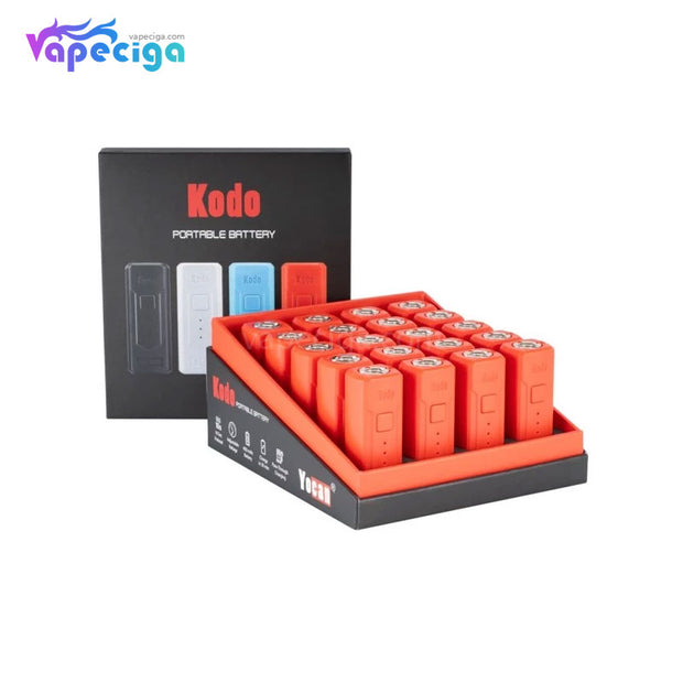 Yocan Kodo VV Box Mod 400mAh Package