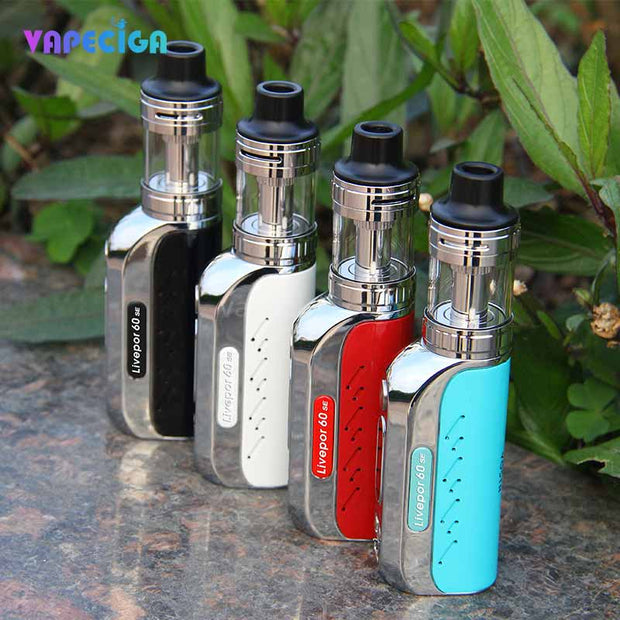 Yosta Livepor SE VW Mod Kit 1500mAh 60W Real Shots