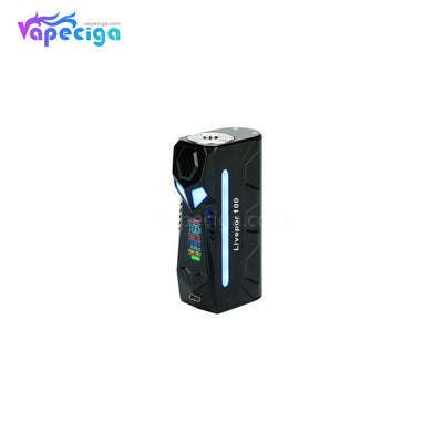Black Yosta Livepor TC Box Mod 100W
